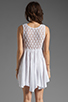 Image 4 of Free People Fiesta Dress in White