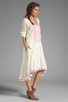 Image 3 of Free People Light Heart Dress in Tea Combo