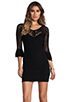 Image 1 of Free People City Girl Body Con Dress in Black