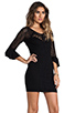 Image 3 of Free People City Girl Body Con Dress in Black
