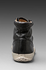 Image 3 of Frye Kira High Top Sneaker in Black