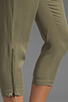 Image 7 of Funktional Slit Pocket Pants in Olive Opacity