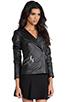 Image 3 of Gestuz Plexi Jacket in Black