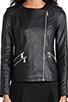 Image 5 of Gestuz Plexi Jacket in Black