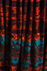 Image 7 of Gypsy Junkies Oceana High Slit Maxi Skirt in Topanga Dark