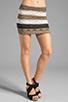 Image 1 of Goddis Nester Skirt in Mocha