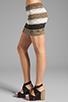 Image 2 of Goddis Nester Skirt in Mocha