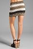 Image 3 of Goddis Nester Skirt in Mocha
