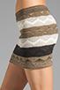 Image 5 of Goddis Nester Skirt in Mocha