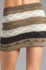 Image 6 of Goddis Nester Skirt in Mocha