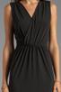 Image 5 of Graham & Spencer Stretch Jersey Dress in Black