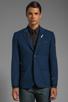 Image 1 of G-Star Correct Omega Blazer in Sapphire Blue