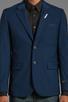 Image 5 of G-Star Correct Omega Blazer in Sapphire Blue