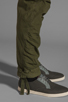 Image 7 of G-Star Rovic 3D Loose Tapered in Sage