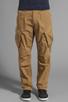 Image 1 of G-Star Rovic Loose Pant in Dark Fall