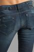 Image 6 of G-Star Midge Skinny in Comfort Sierra Denim Track Wash