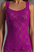 Image 3 of Hanky Panky Classic Unlined Cami in Hot Fuchsia