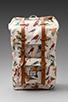 Image 2 of Herschel Supply Co. Bad Hills Workshop Little America in Watercolored Bird Print
