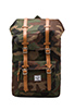 Image 1 of Herschel Supply Co. Little America Backpack in Camo