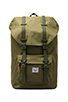 Image 1 of Herschel Supply Co. Little America Backpack in Army
