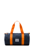 Image 1 of Herschel Supply Co. Sutton Mid Duffle in Navy/Mandarin