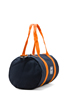 Image 3 of Herschel Supply Co. Sutton Mid Duffle in Navy/Mandarin