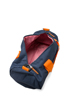 Image 4 of Herschel Supply Co. Sutton Mid Duffle in Navy/Mandarin