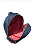 Image 6 of Herschel Supply Co. Settlement Backpack in Red/Navy