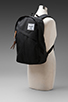 Image 6 of Herschel Supply Co. Parker Backpack in Black
