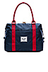 Image 1 of Herschel Supply Co. Strand Duffle in Navy/Red