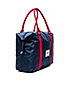 Image 3 of Herschel Supply Co. Strand Duffle in Navy/Red
