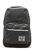 Image 1 of Herschel Supply Co. Pop Quiz Backpack in Grey