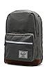 Image 2 of Herschel Supply Co. Pop Quiz Backpack in Grey