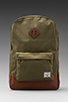 Image 1 of Herschel Supply Co. Heritage Backpack in Army