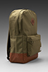 Image 3 of Herschel Supply Co. Heritage Backpack in Army