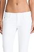 Image 4 of Hudson Jeans Collin Skinny in White