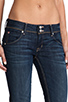 Image 5 of Hudson Jeans Collin Skinny in Stella