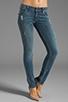 Image 1 of Hudson Jeans Collin Skinny in Vintage Napoli