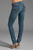Image 3 of Hudson Jeans Collin Skinny in Vintage Napoli