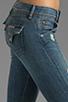 Image 5 of Hudson Jeans Collin Skinny in Vintage Napoli