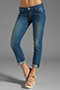 Image 1 of Hudson Jeans Bacara Straight Cuffed in Curtis