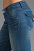 Image 5 of Hudson Jeans Bacara Straight Cuffed in Curtis