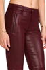 Image 5 of Hudson Jeans Stark Moto in Crimson Wax