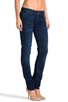Image 2 of Hudson Jeans Collin Skinny in Unplugged