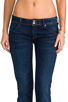 Image 4 of Hudson Jeans Collin Skinny in Unplugged