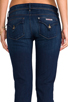 Image 6 of Hudson Jeans Collin Skinny in Unplugged