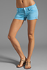 Image 1 of Hudson Jeans Hampton Cuff Short in Poolside