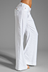 Image 2 of Hudson Jeans Gwen Midrise Wide Leg in White
