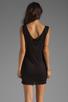 Image 4 of Indah Jaya Jersey Vest in Black