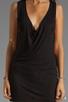 Image 5 of Indah Jaya Jersey Vest in Black